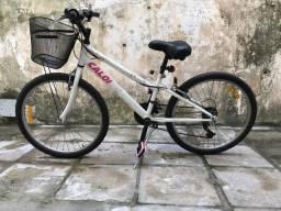 Bicicleta Caloi 24