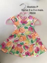 Vestidos P