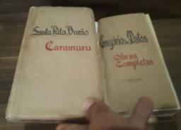 Gregório de Matos e Santa  Rita durão ( raridades do ano de 1945)