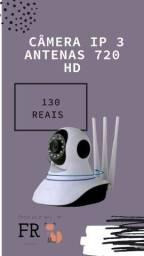Câmera IP de segurança via Wi-Fi / imagens HD, / visão noturna / garantia