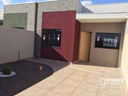 Casa com 2 dormitórios à venda, 58 m² por R$ 149.000,00 - Jardim Araucária II - Floresta/P
