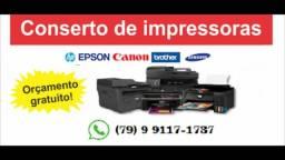 Título do anúncio: MANUTENÇAO IMPRESSSORA
