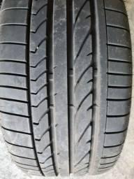 Pneu 255/35 18 Run Flat Bridgestone zap *
