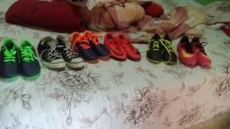 Sapato de meninos