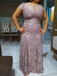 Lindo vestido usado uma única vez