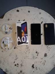 Samsung A01 core 32g $600