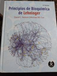Princípios de bioquímica de Lehninger 6° edição