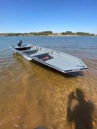 Título do anúncio: Barco Calaça 2021