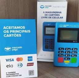 Point mini chip na promoção 35,00 reais no atacado