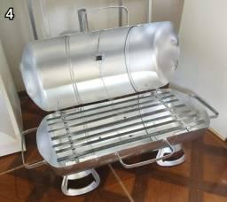 churrasqueira portatil a bafo entrega gratis &%$