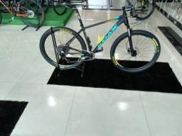 Bicicleta audax auge 600 com eagle gx sram