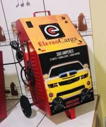 Carregador de bateria 300 amperes