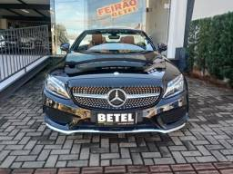Mercedes-Bens C300 2.0 CGI Cabriolet 2017 impecável - 2017