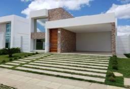Casa nova de alto padrão no Condomínio Alphaville