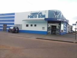 Imóvel comercial c/resid em Rondônia - 400 m² - aceita permuta parcial