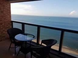 Exclusivo - Flat inteiramente projetado com a vista mais linda da Beira Mar