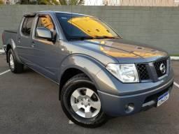 Nissan Frontier Diesel Novíssima 4 Pneus Novos 0km - 2012