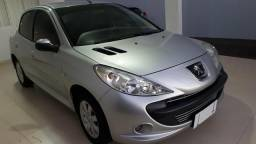 Peugeot 207 Xr s 1.4 ano 2009 completo - 2009