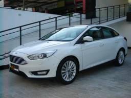 Ford - Focus FastBack Titanium Plus 2.0 Flex 178cv AT 2016 - 2016