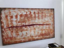 Quadro pintura abstrata 1.40.×1.00