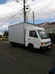 Vendo caminhão Mb 180 Baú 3mt ano 95 - 1995