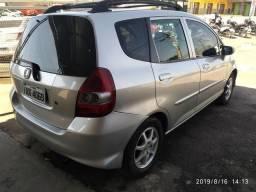 Honda fit 2008 1.5 completo manual ótimo estado - 2008