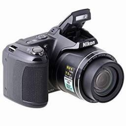 TROCO Câmera Nikon l810 16 MP 26 zoom EM CELULAR