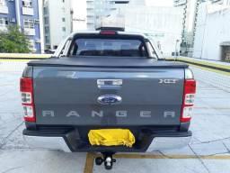Ranger XLT na garantia de Fabrica - 2017
