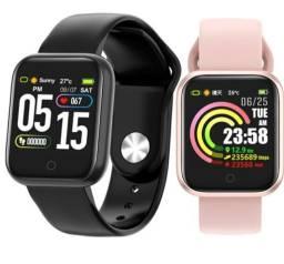 Relógio Smart Fitness QW21