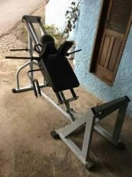 Máquina de perna