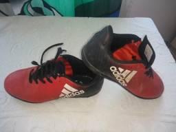 57a837f84d Barbada Chuteira Adidas Society n 32
