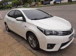 Toyota Corolla 2.0AT Xei + GNV 5° - 63.000km - Bancos em Couro e Multimídia