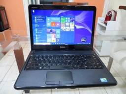 Notebook Dell i3 Core 4gb Hd 500gb Pouco Uso Entrego Parcelo Troco Xbox