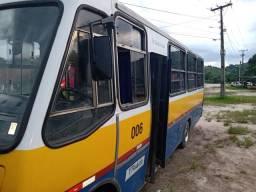 Micrô Ônibus Mercedes turbinado e aspirado