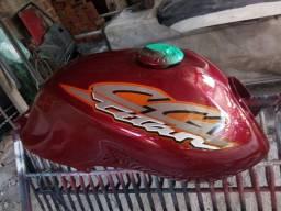 Pinto moto
