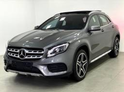 Mercedes gla 250 sport 2018 top+teto c/29.000km. léo careta veículos