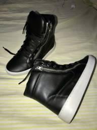 Sapato Canelado feminino