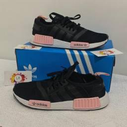 Tênis Adidas NMD - $130,00