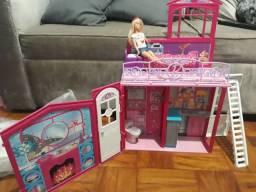Casa de praia da Barbie