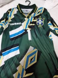 Camiseta Taffarel - Brasil