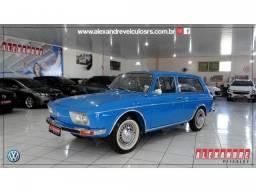 "Volkswagen Variant 1600 ""Placa preta"""