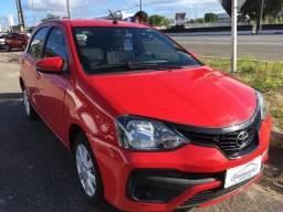 ETIOS 2019/2019 1.5 X PLUS 16V FLEX 4P AUTOMÁTICO
