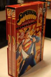Box DVD Superman O Desenho em Série - Lacrado