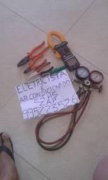 Eletricistas 24 hs