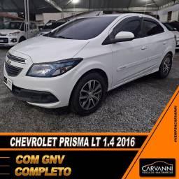 Chevrolet Prisma LT 1.4 2016 com GNV
