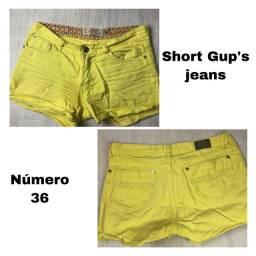 Qualquer short por $15