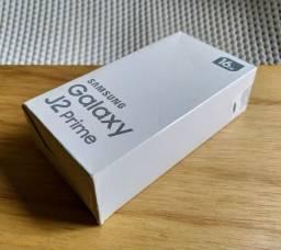 Caixa  vazia com manual J2 PRIME