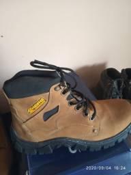 Boot de couro