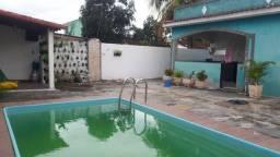 Casa 3 quartos 1 com Suíte em I.T.A.B.O.R.A.Í ótima localidade !! Piscina e Churrasqueira