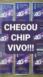Chip Vivo valor especial R$15